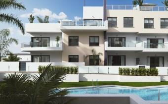 Apartamenty w Hiszpanii na sprzedaż okazja