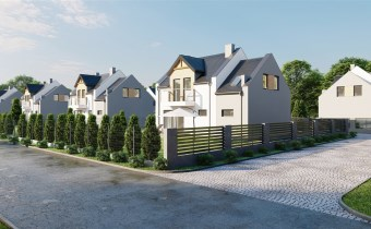 Nowy dom na sprzedaż w Jaworzu